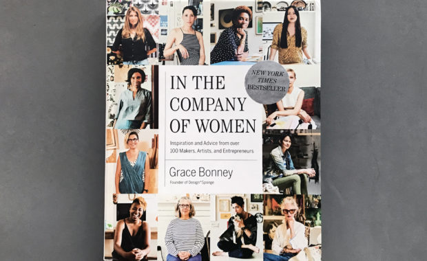 In the company of woman, cover